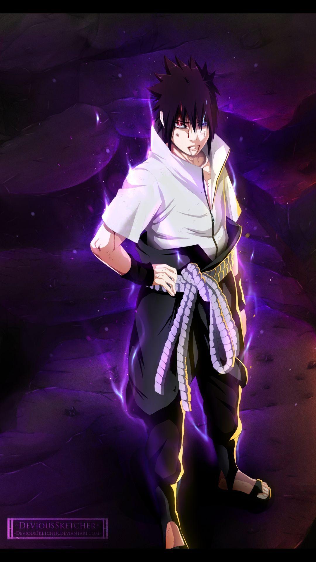 Sasuke iPhone Wallpapers   Top Sasuke iPhone Backgrounds 1080x1920