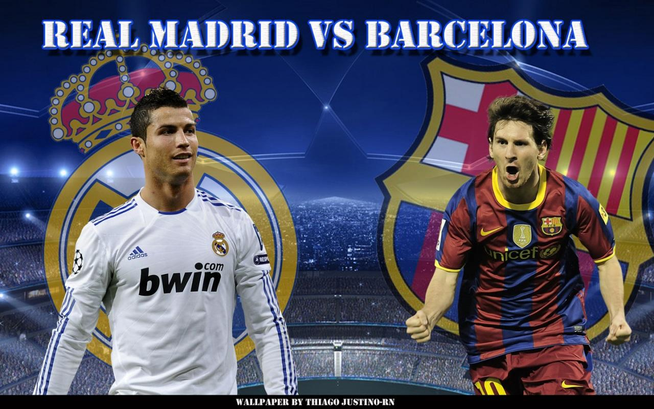 Cristiano Ronaldo Vs Lionel Messi Wallpaper Full HD Wallpapers 1280x800