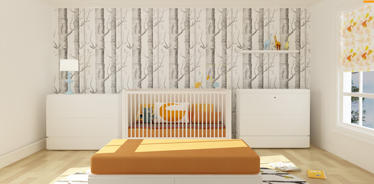 The Home of Bambou Closer To Nature Cole Son Woods Wallpaper 756x372
