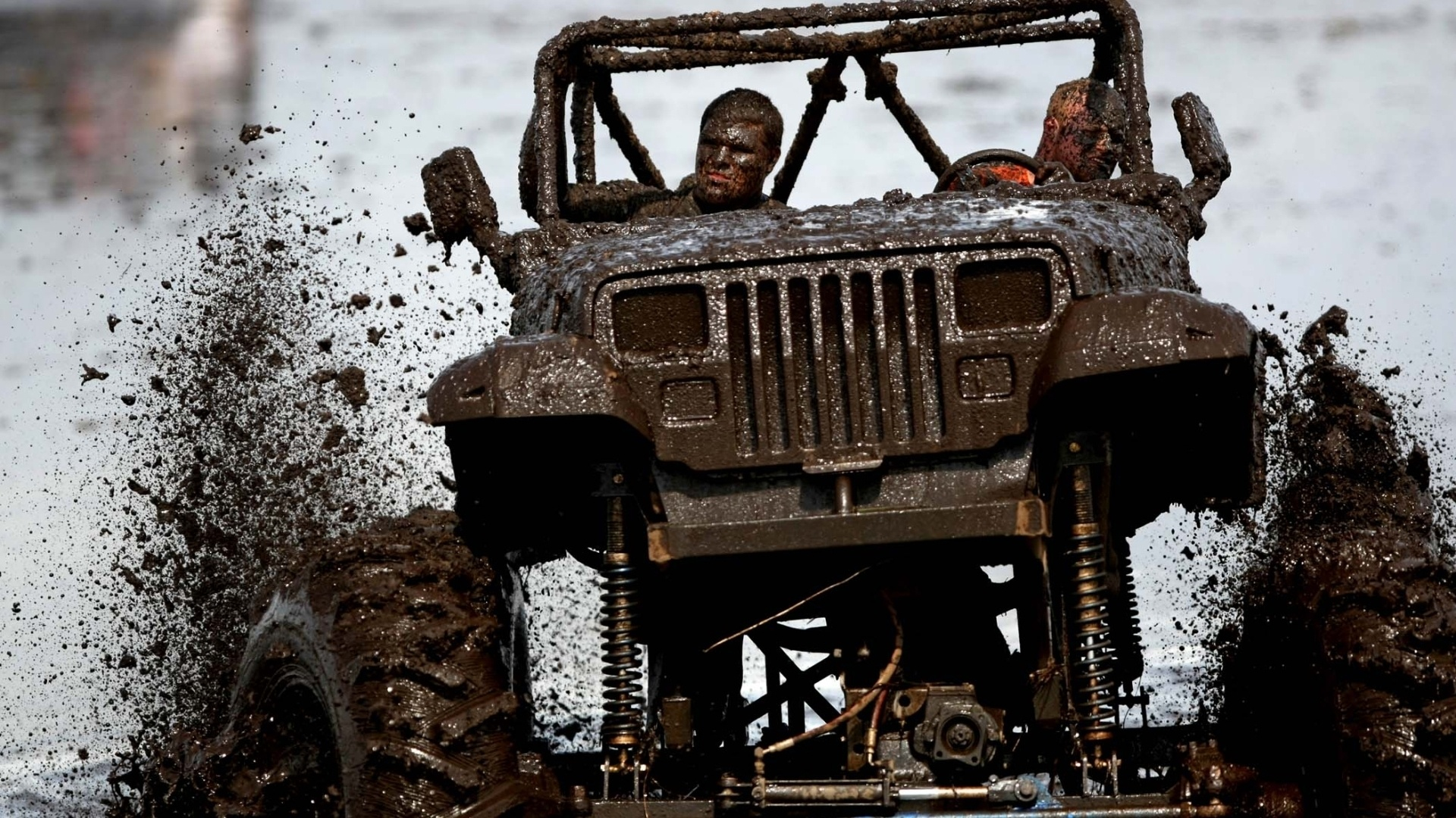 Jeep Rengler 4x4 Off Road Competition   1920x1080   813695 1920x1080