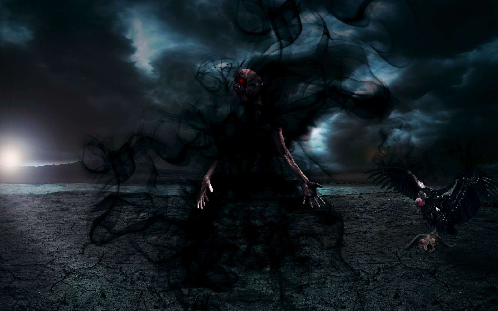 Creepy Horror Wallpapers   Hottest Pictures Wallpapers 1600x1000