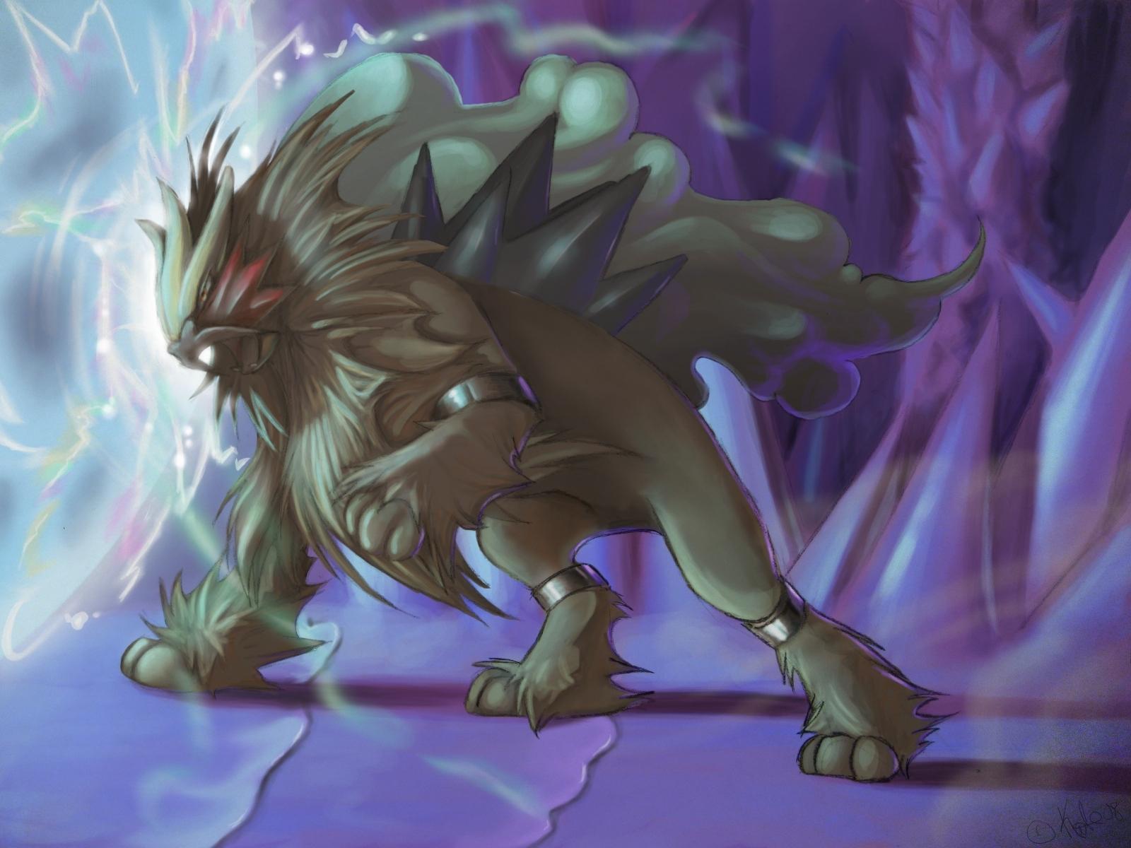 Legendary Pokemon   pokmon legendarios f Art 7294004   fanpop 1600x1200
