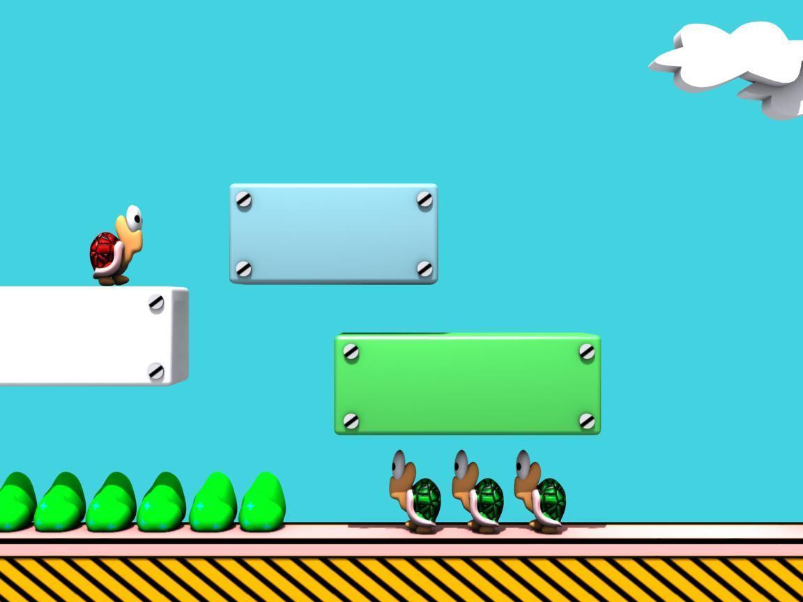 Free Download Super Mario 3 In 3d Super Mario Bros Wallpaper