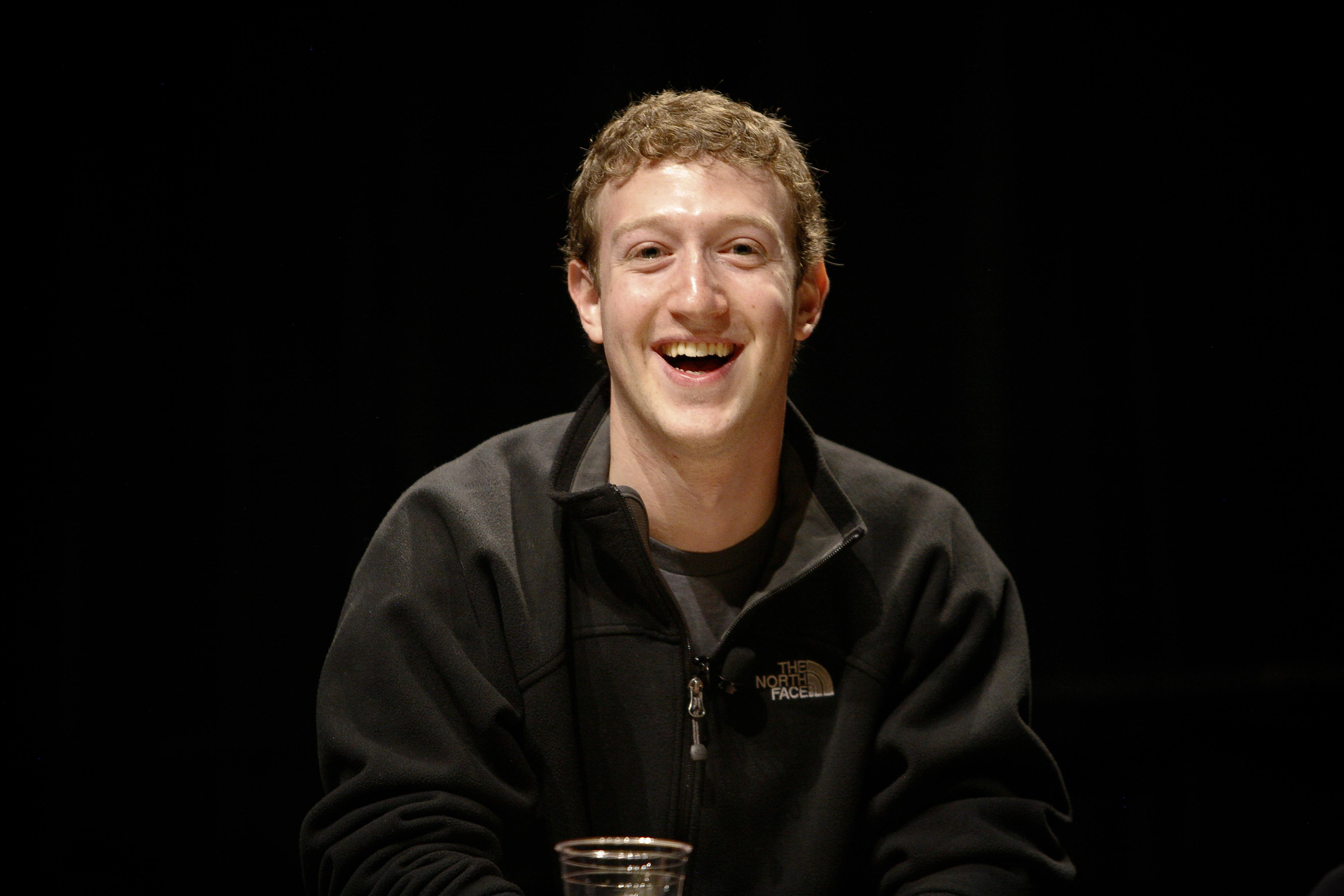 Mark Zuckerberg Widescreen Wallpaper 59727 4368x2912px 4368x2912