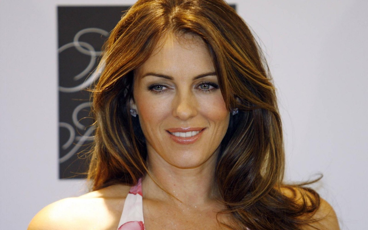 Elizabeth Hurley Wallpapers   First HD Wallpapers 1280x800