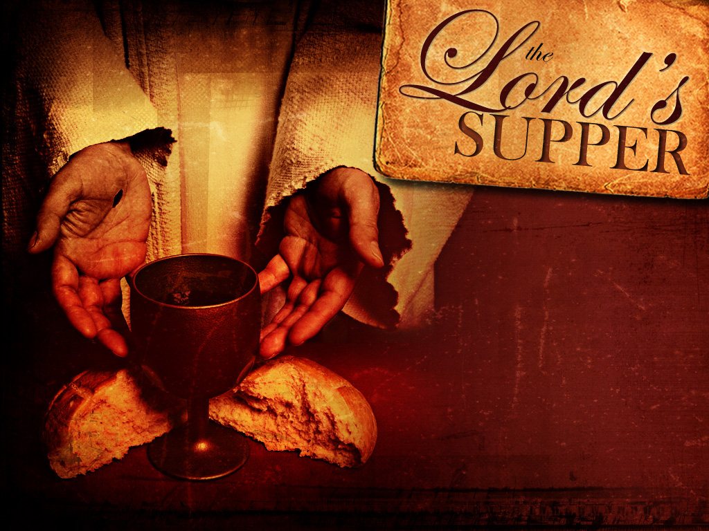 48 The Lord S Supper Wallpaper On Wallpapersafari
