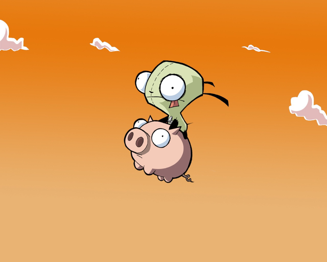 Flying pig wallpapers and images   wallpapers pictures photos 1280x1024