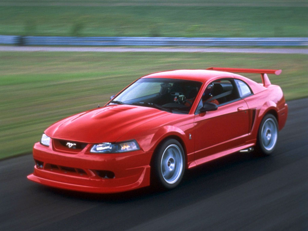 HD Wallpapers 2000 Ford SVT Mustang Cobra R 2 1024x768