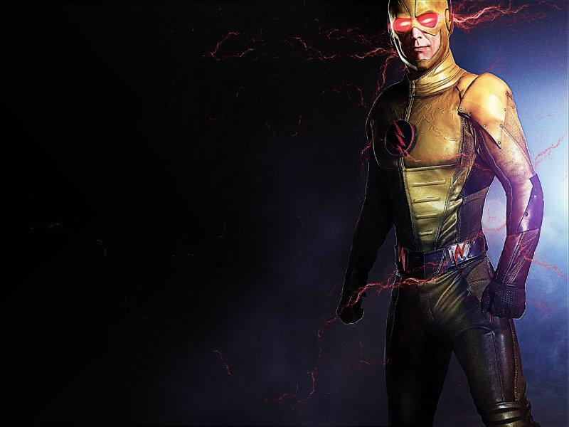 Reverse Flash   The Flash CW Wallpaper 38332872 800x600