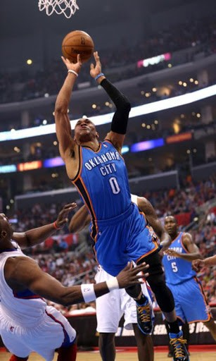 Russell Westbrook 307x512