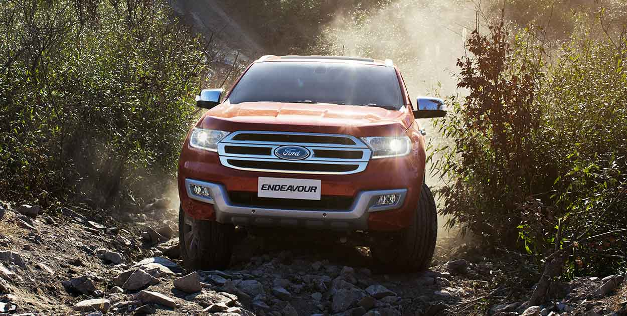 All new Ford Endeavour launch live webcast 1250x630