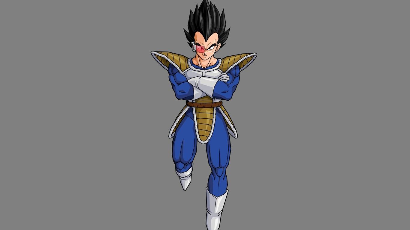 dragon ball z vegeta iphone wallpaper dragon ball z vegeta 320x480 1366x768