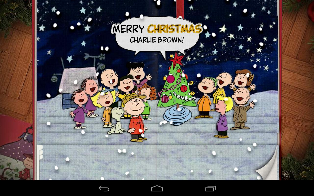 Charlie Brown Christmas Background Full Desktop Backgrounds 1280x800