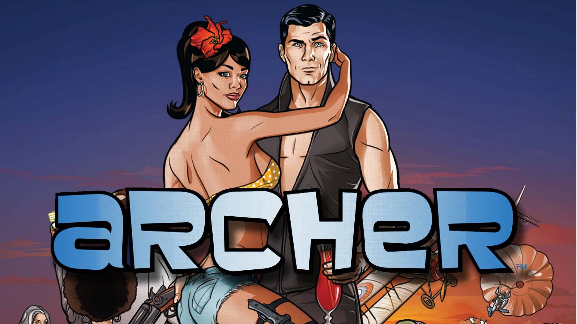 Archer Archer And Lana 1920x1080
