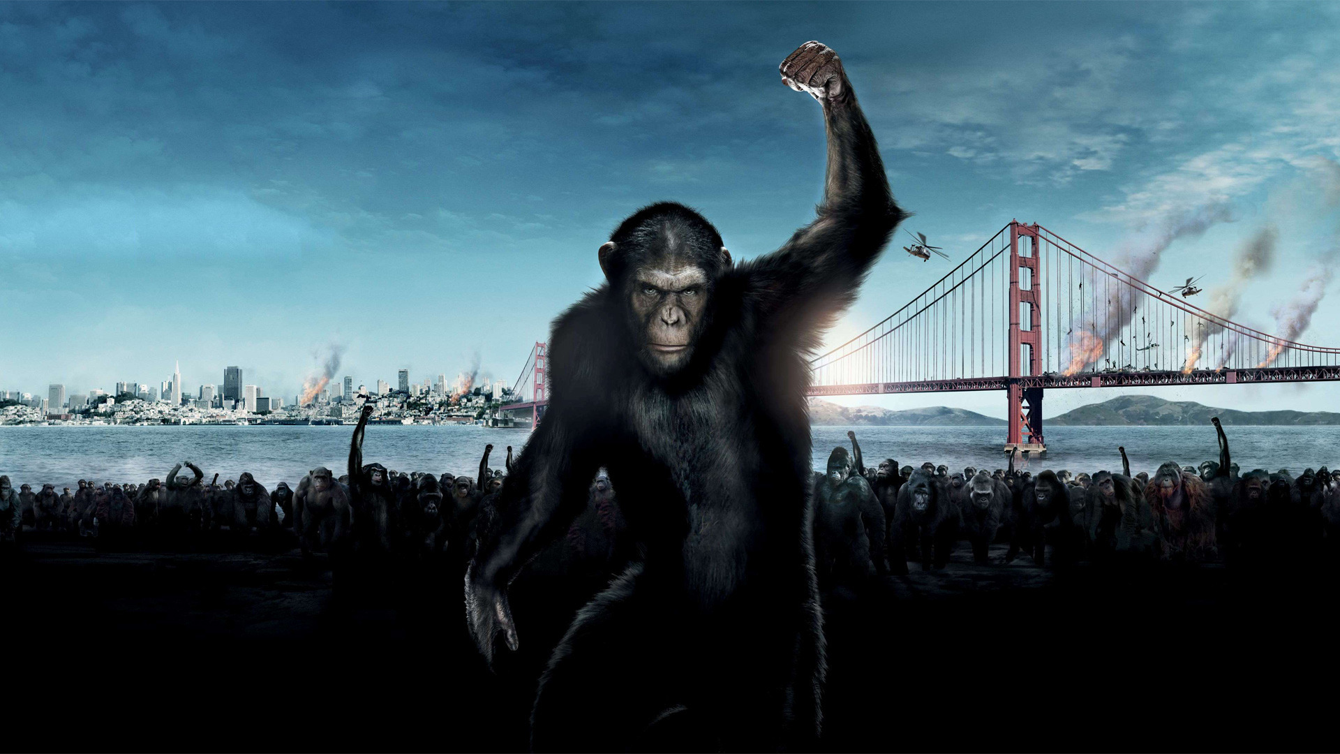 50 Planet Of The Apes Wallpaper On Wallpapersafari