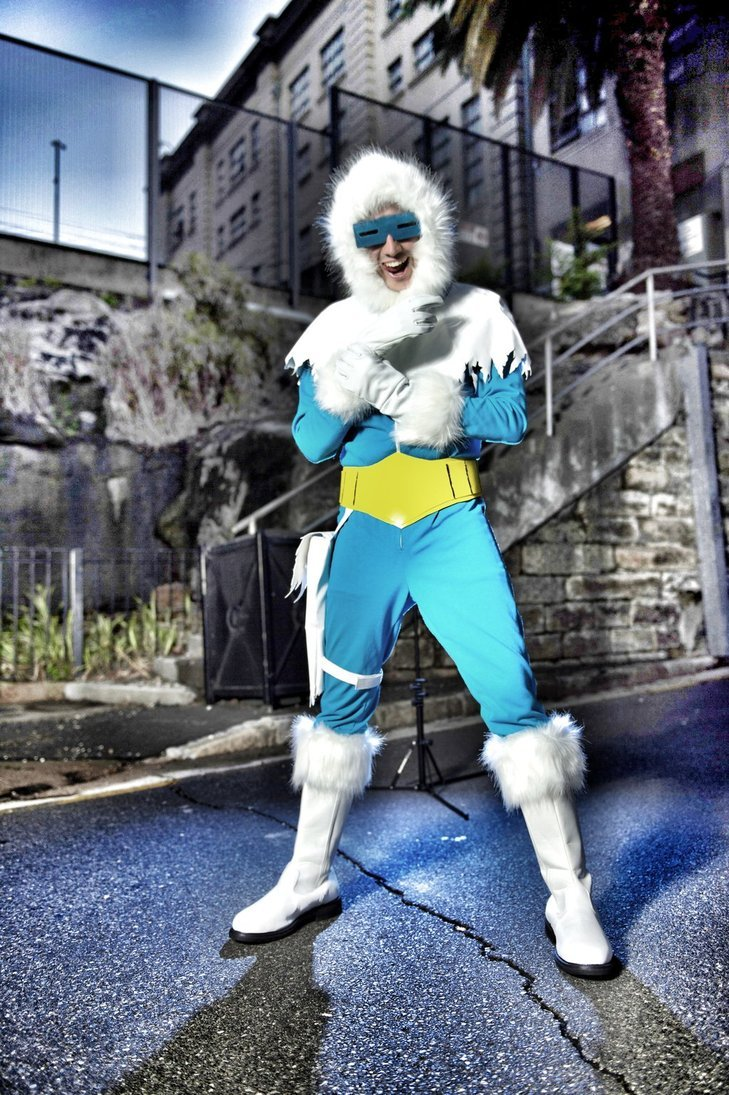 Captain Cold by Betamax88 729x1095