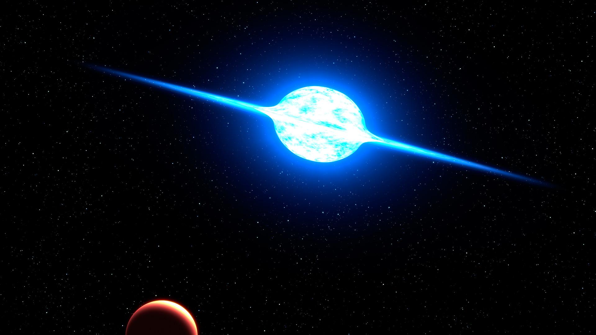 Fastest Rotating Star wallpaper   808599 1920x1080