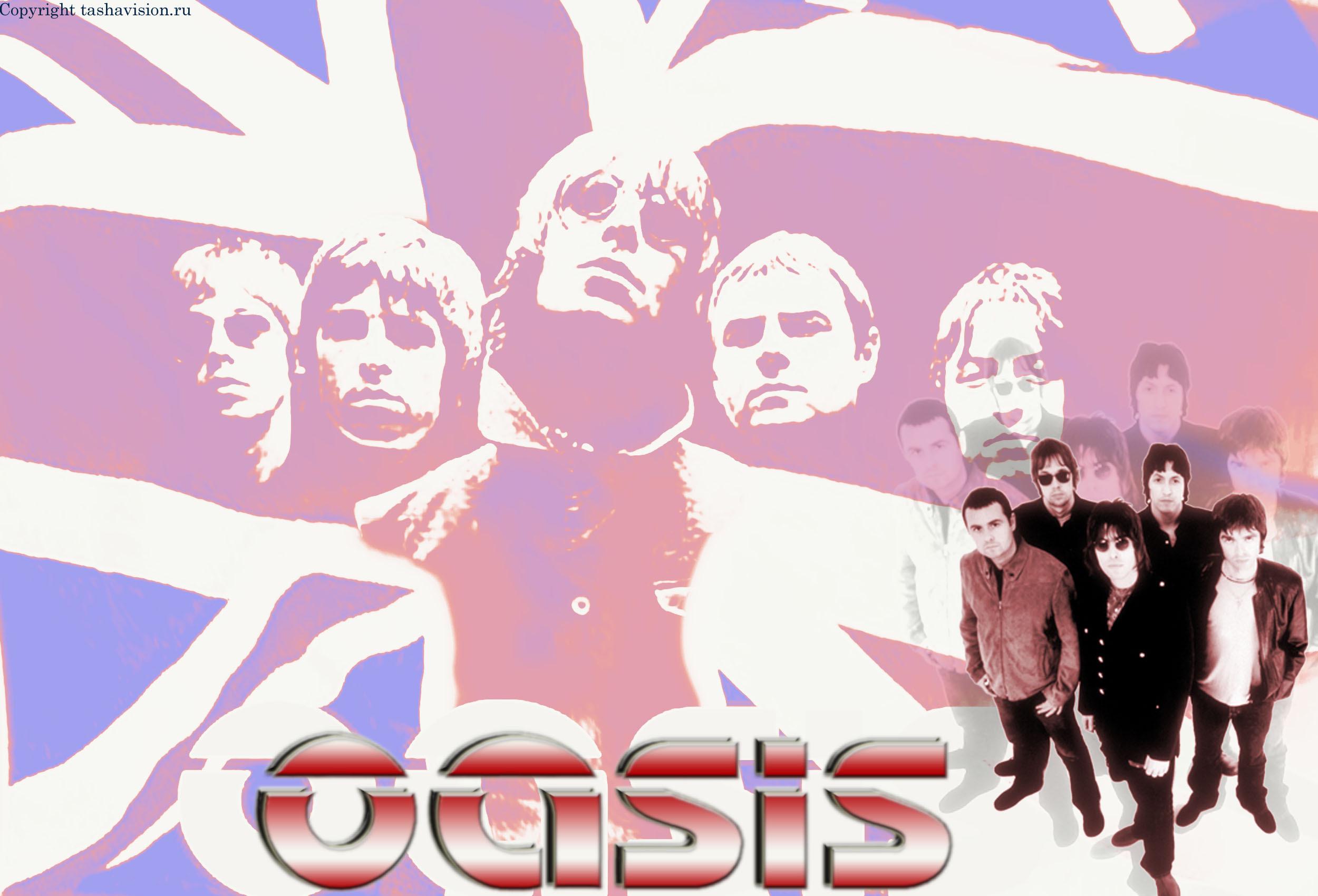 oasis wallpaper   Oasis Photo 15408337 2500x1700