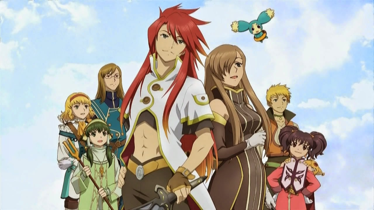 v659 Tales of the Abyss PS2 3DS   Meaning of Birth 1280x720