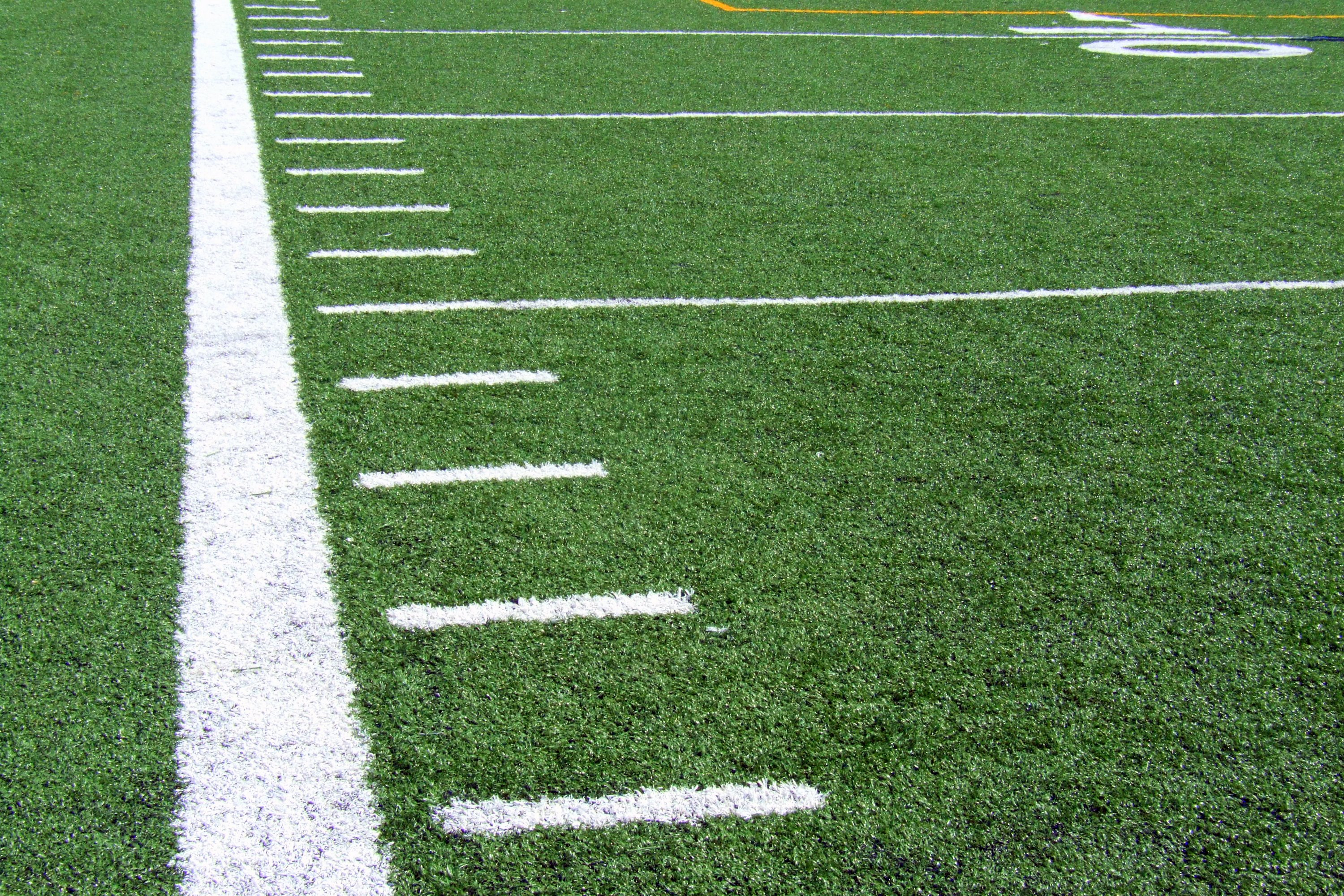 American Football Field Wallpaper Football field 3000x2000