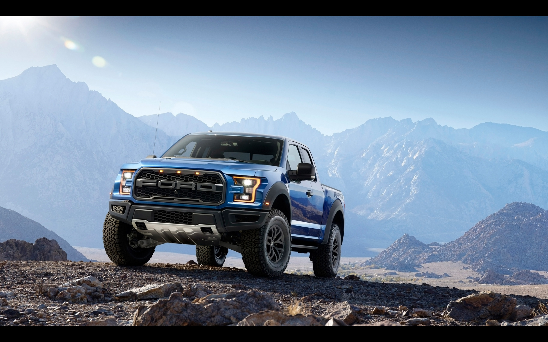 iCarWallpapers   HD Car Desktop Wallpapers   2017 Ford F 150 Raptor 1920x1200