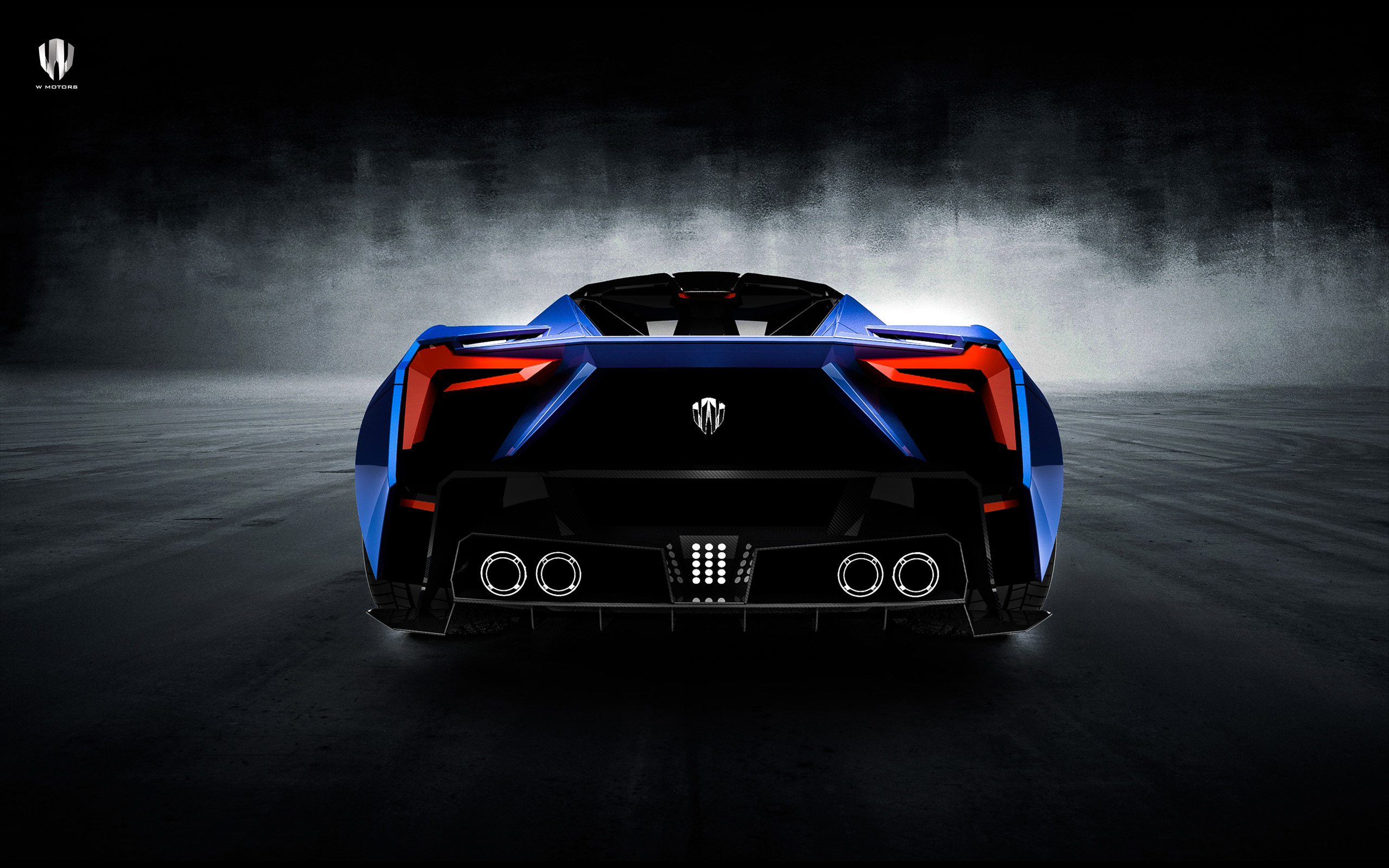 2015 W Motors Lykan SuperSport 2 Wallpaper HD Car Wallpapers 2560x1600