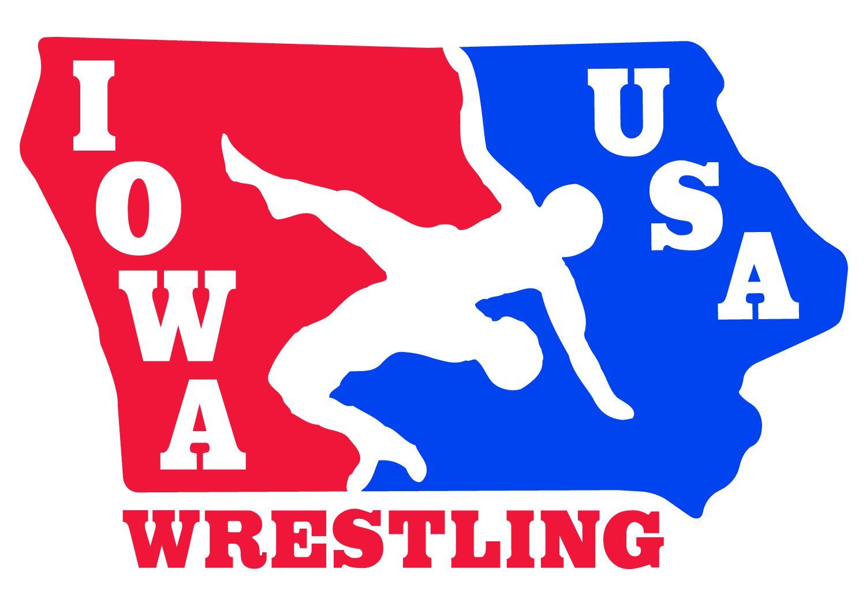 Iowa Usa Wrestling Logo 1500x1050