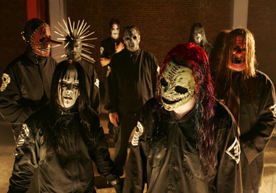 wallpapers de uma das bandas mais fodas da atualidade Slipknot 1100x770