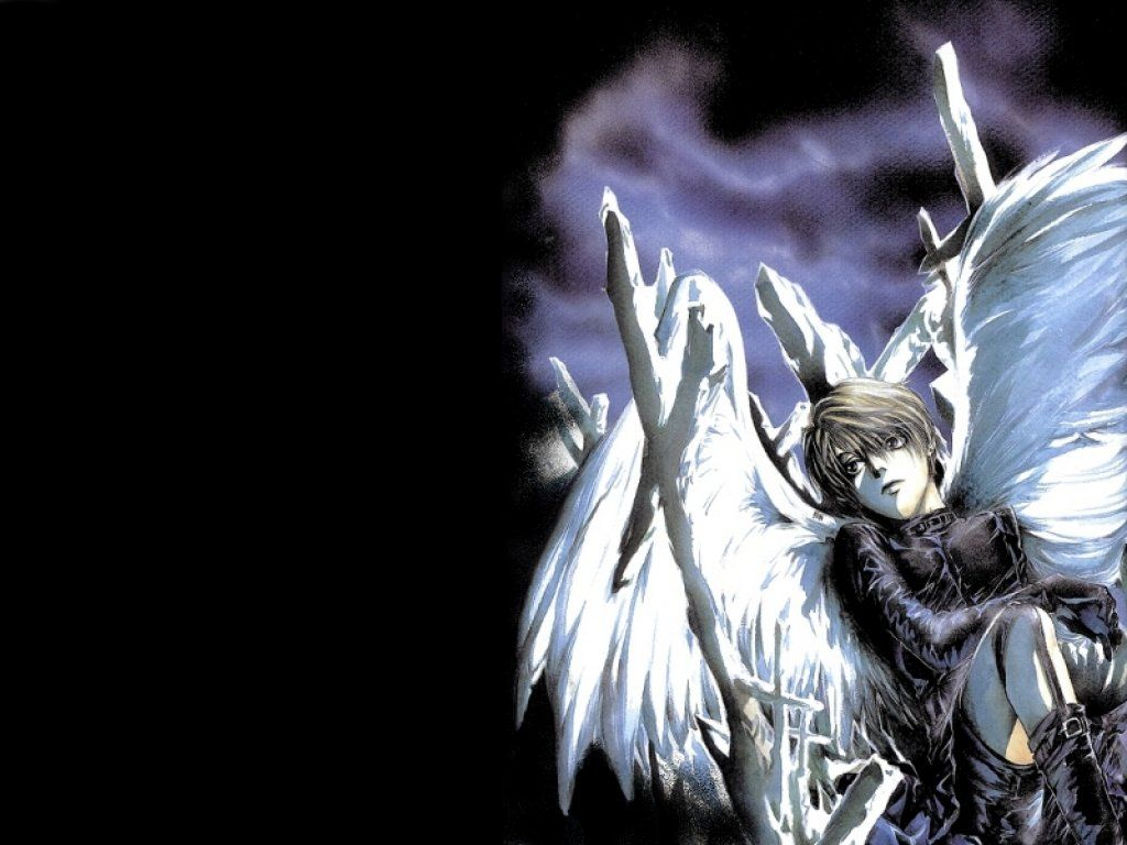 Kinds Of Wallpapers Anime Angel Of Death Wallpaper 1024x768
