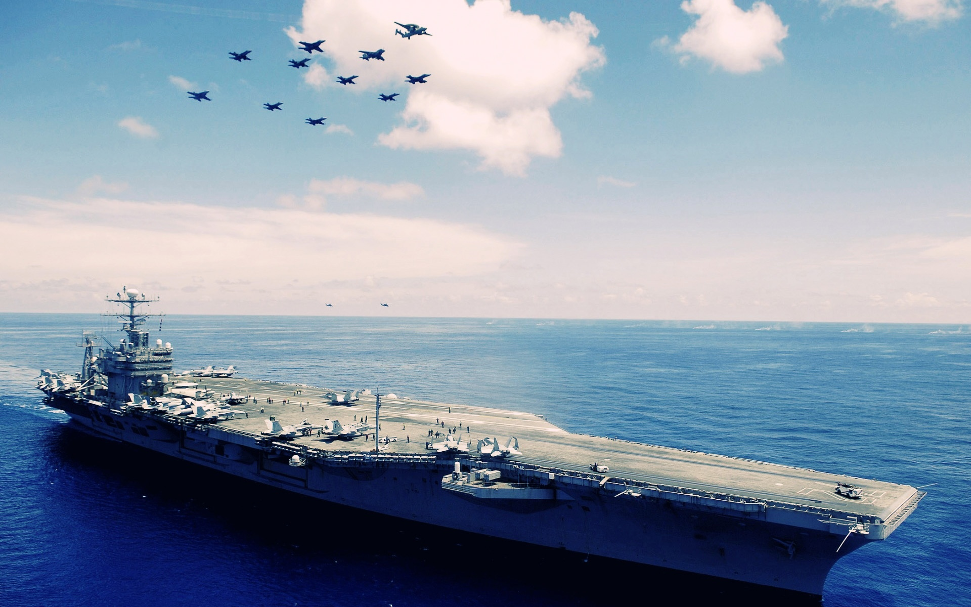 US Navy Aircraft Carriers   HD Wallpapers Widescreen   1920x1200 1920x1200
