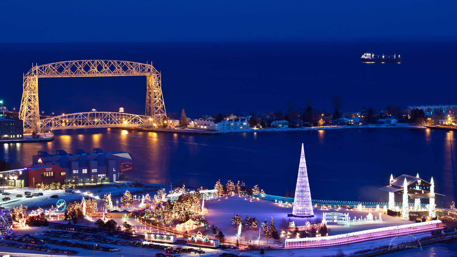 Duluth Harbor Cam Nautical Wallpapers 1600x900