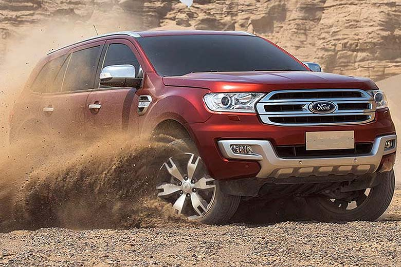 New Ford Endeavour to launch in January 2016   The 780x520