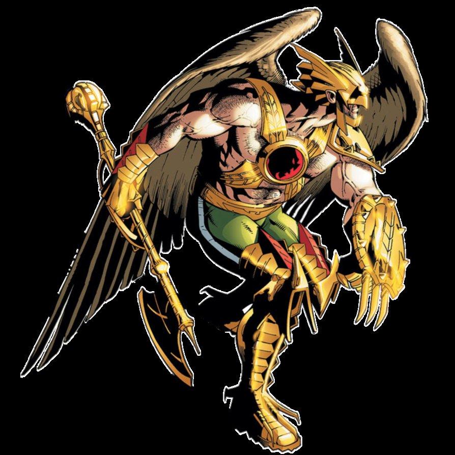 Hawkman from DC Comics by JayC79 894x894