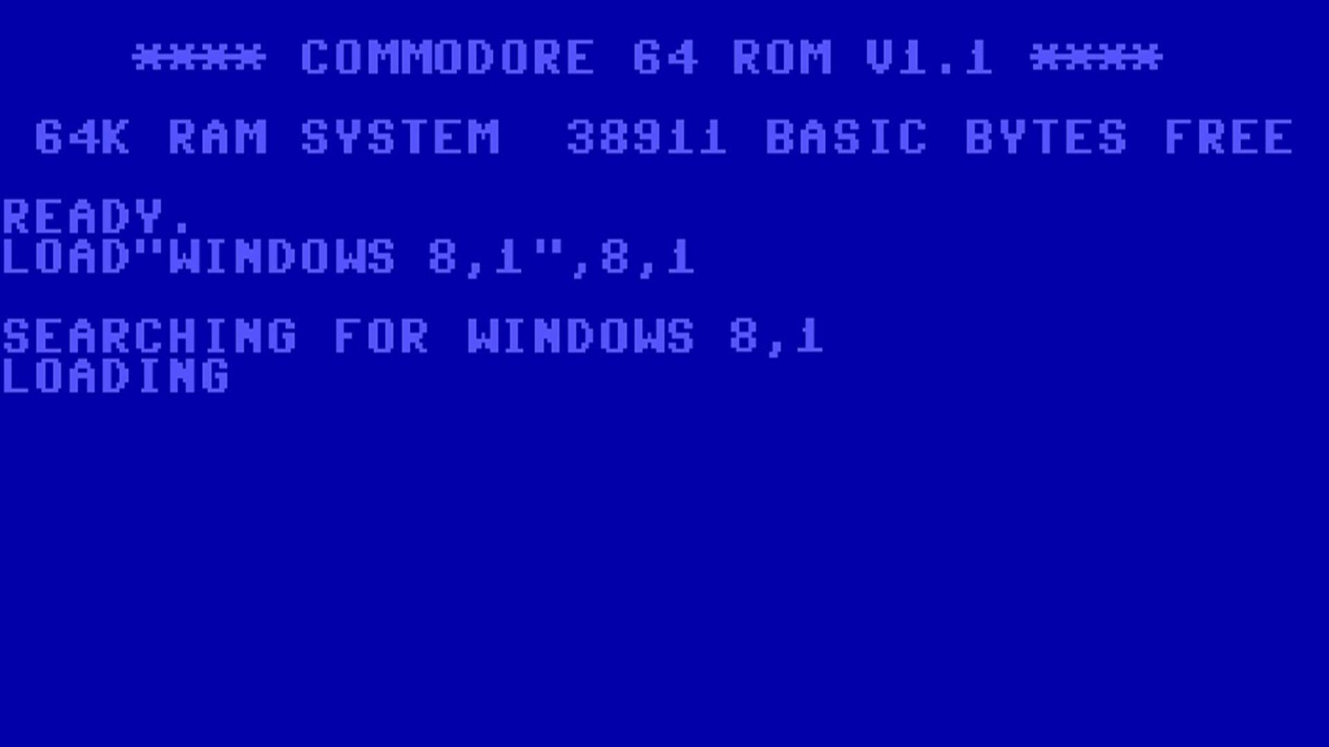 Desktop Wallpaper c64 commodore in 2019 Desktop Windows 1920x1080