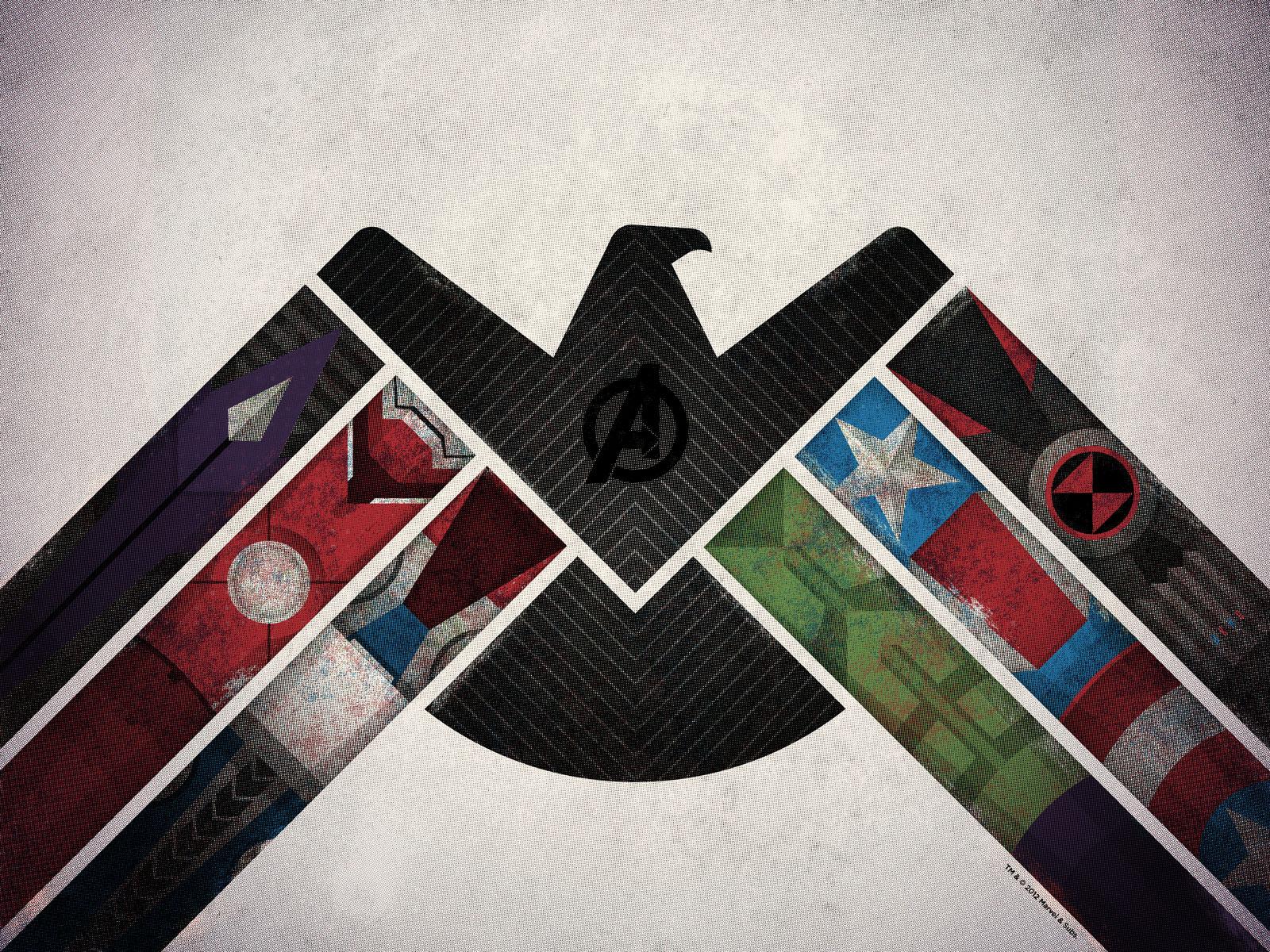 Marvel Shield Logo Wallpaper ...