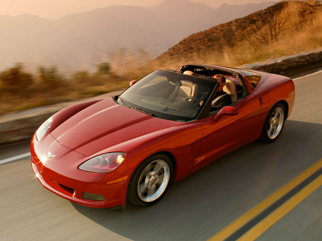 Please right click on the Chevrolet Corvette wallpaper below and 1024x768