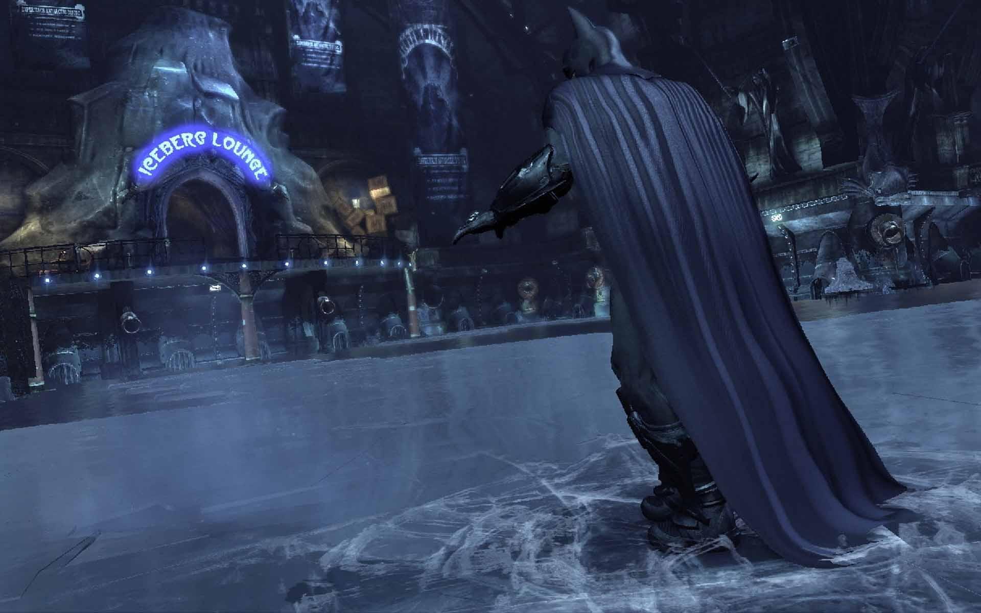 Batman Arkham Asylum Anime Hd Desktop Wallpaper 1080p Wallpaper 1920x1200