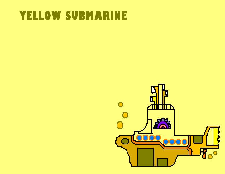 Yellow Submarine Wallpaper by JorgeFilms on deviantART 722x560