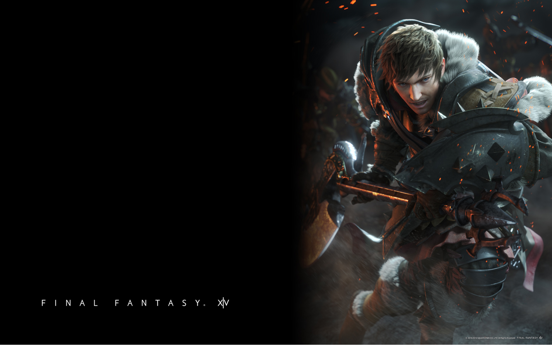 49 final fantasy 15 1080p wallpaper on wallpapersafari - Ffxiv wallpaper 1080p ...