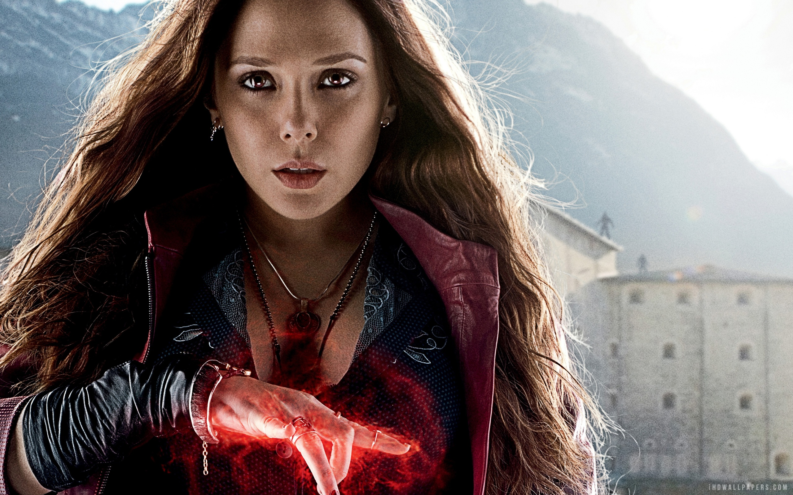 Scarlet Witch Avengers Age of Ultron HD Wallpaper   iHD Wallpapers 2560x1600
