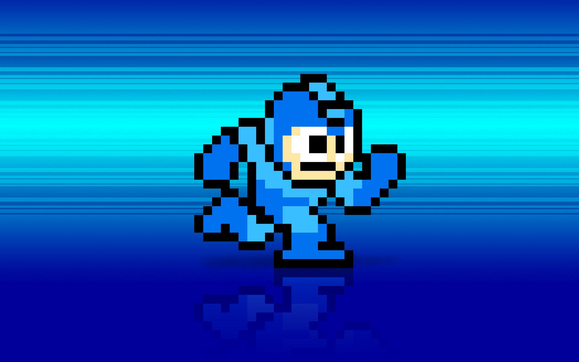 46 Mega Man Iphone Wallpaper On Wallpapersafari