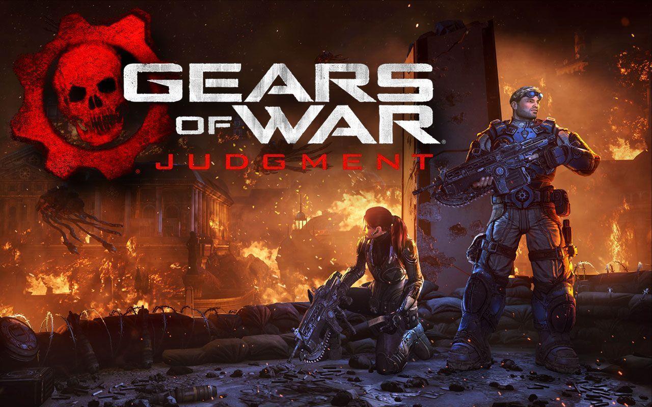 Gears Of War Judgement Wallpapers 1280x800