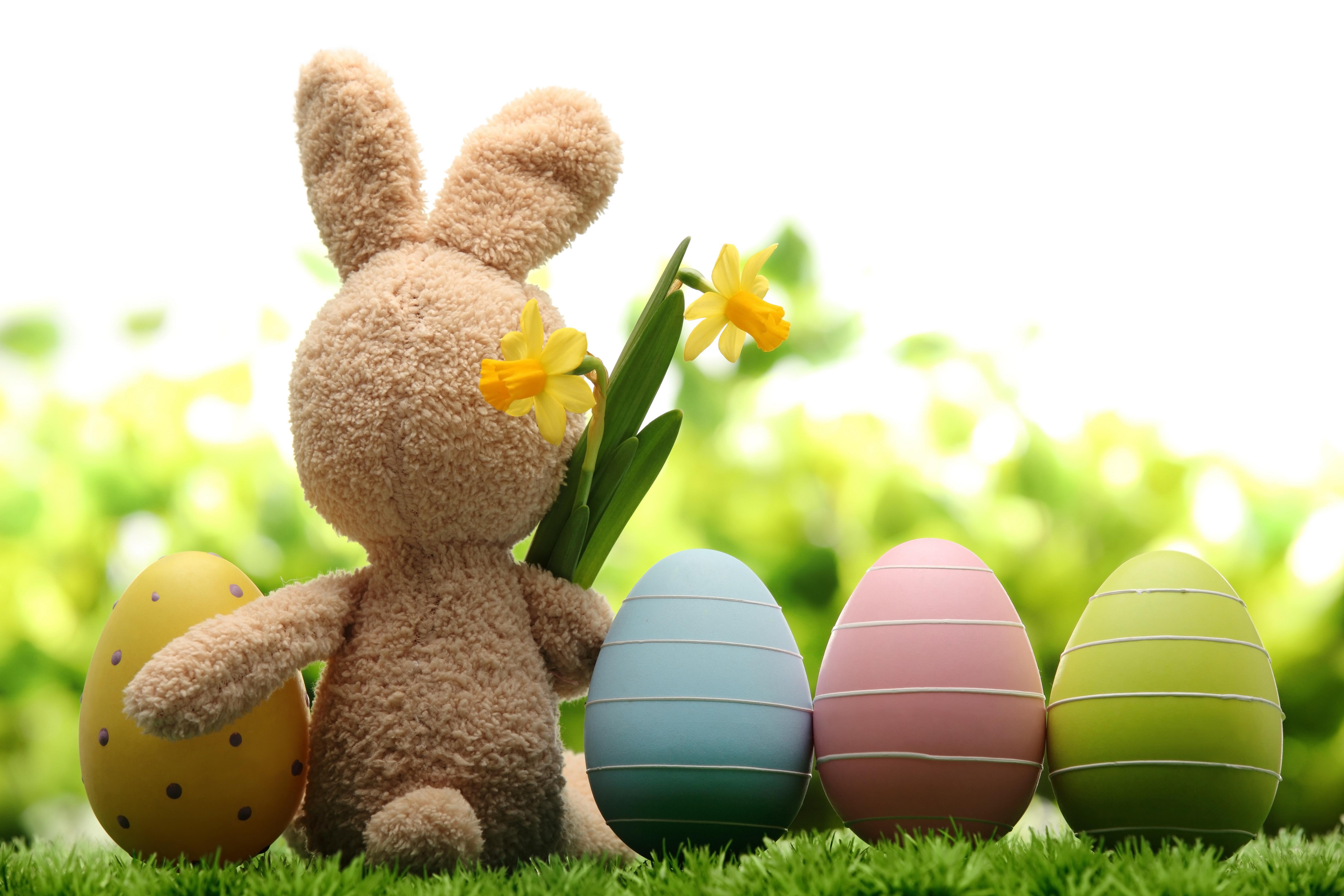 35 Happy Easter Desktop Wallpaper HD for 5830x3887