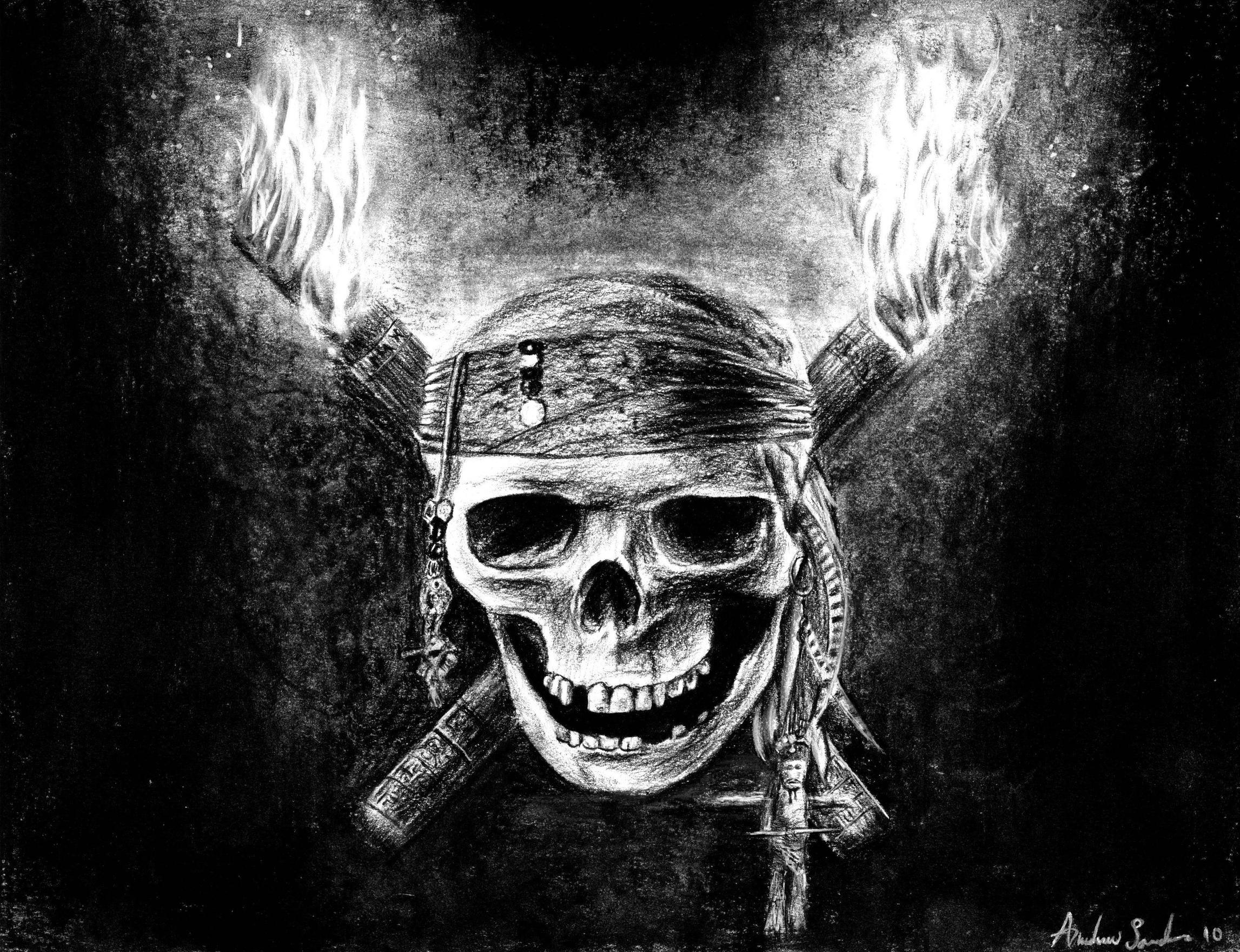 HD Skull Wallpapers 2293x1761