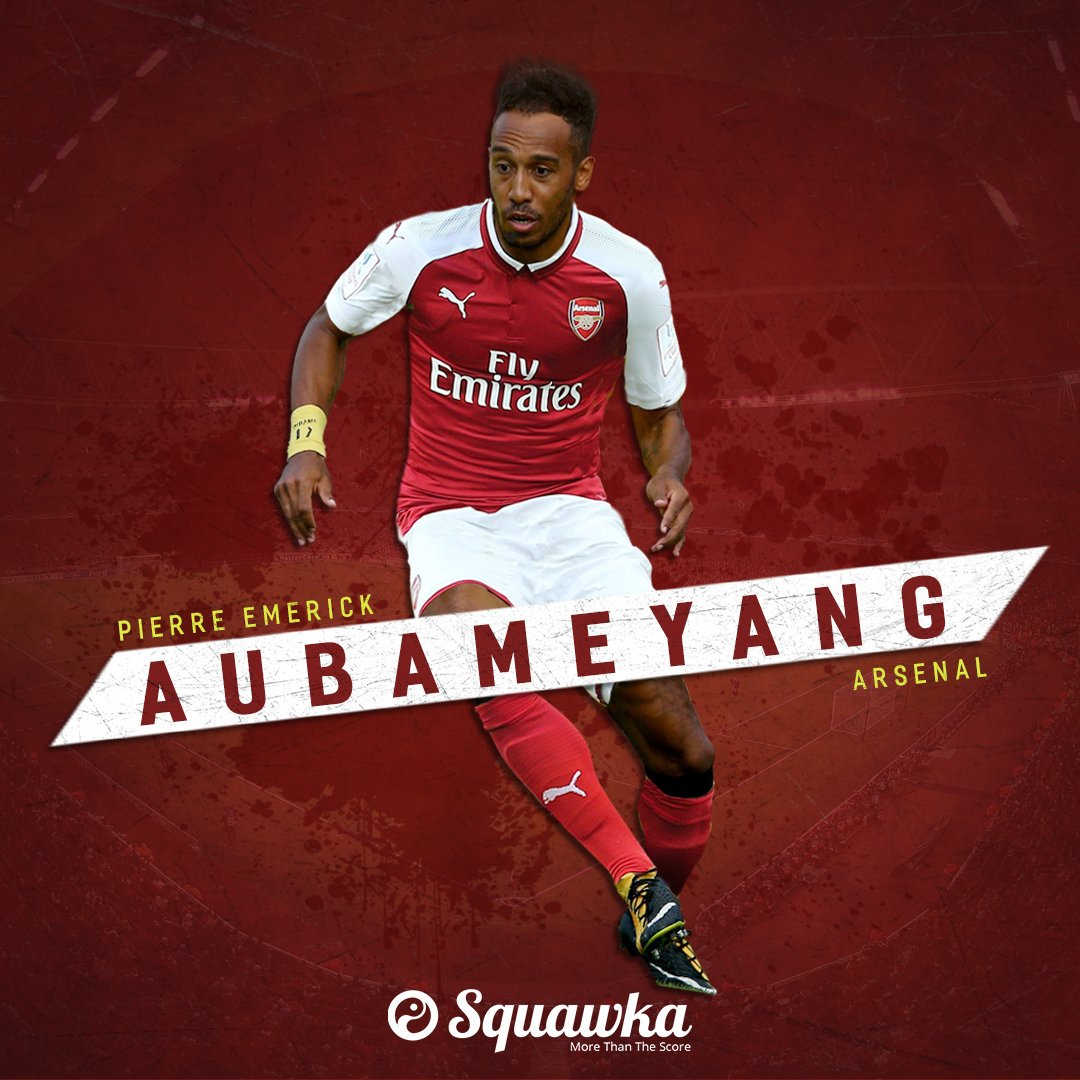 Squawka News on Twitter DONE DEAL Pierre Emerick Aubameyang has 1080x1080