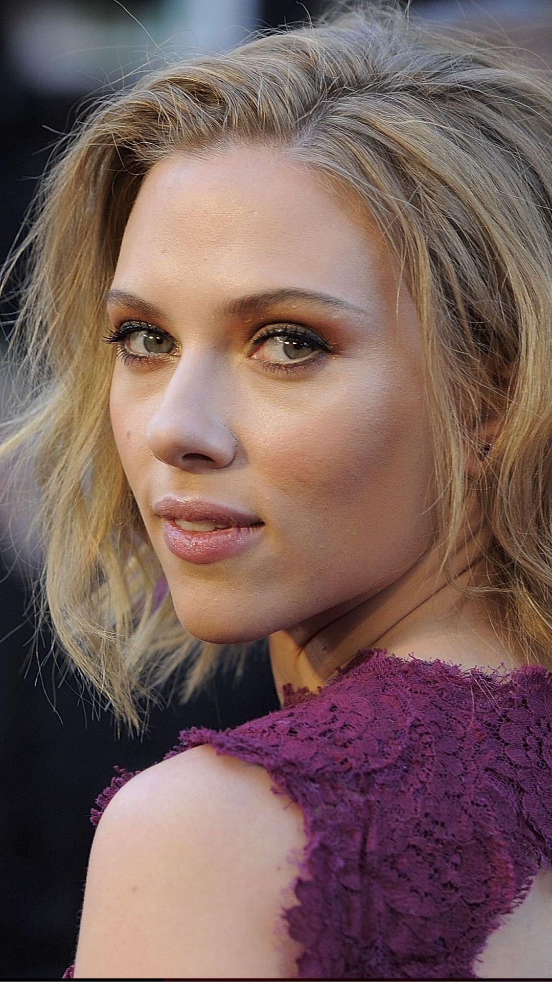 Celebrity Scarlett Johansson 1080x1920 Mobile Wallpaper 1080x1920
