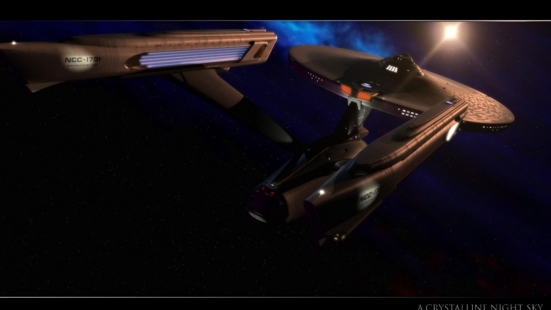Star trek uss enterprise spaceships vehicles wallpaper HQ WALLPAPER 1920x1080