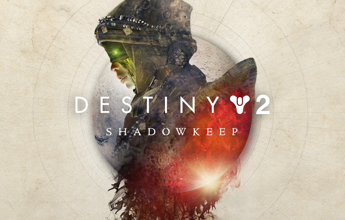 Wallpaper Bungie Destiny 2 2019 Shadowkeep Destiny 2 1332x850