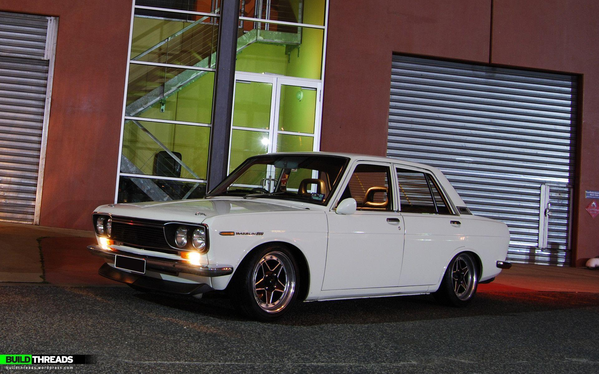 Datsun 510 Wallpapers 1920x1200