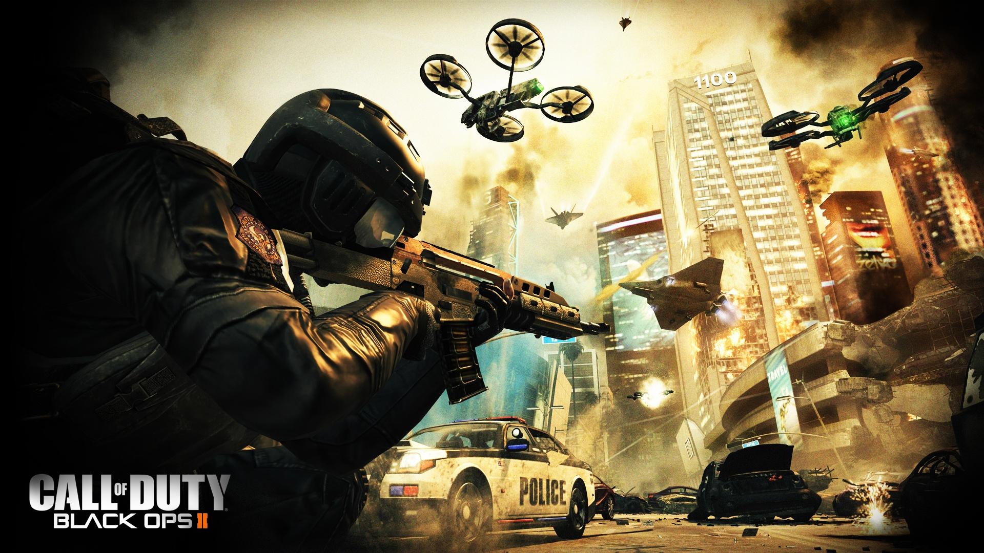 Call of Duty Black Ops 2 Wallpaper HD 1080p HD Desktop Wallpapers 1920x1080